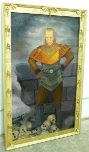 Vigo framed
